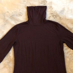 Turtleneck by Saks fifth avenue